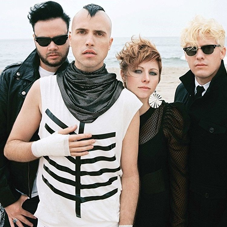 Neon Trees CELEBRATION The Band