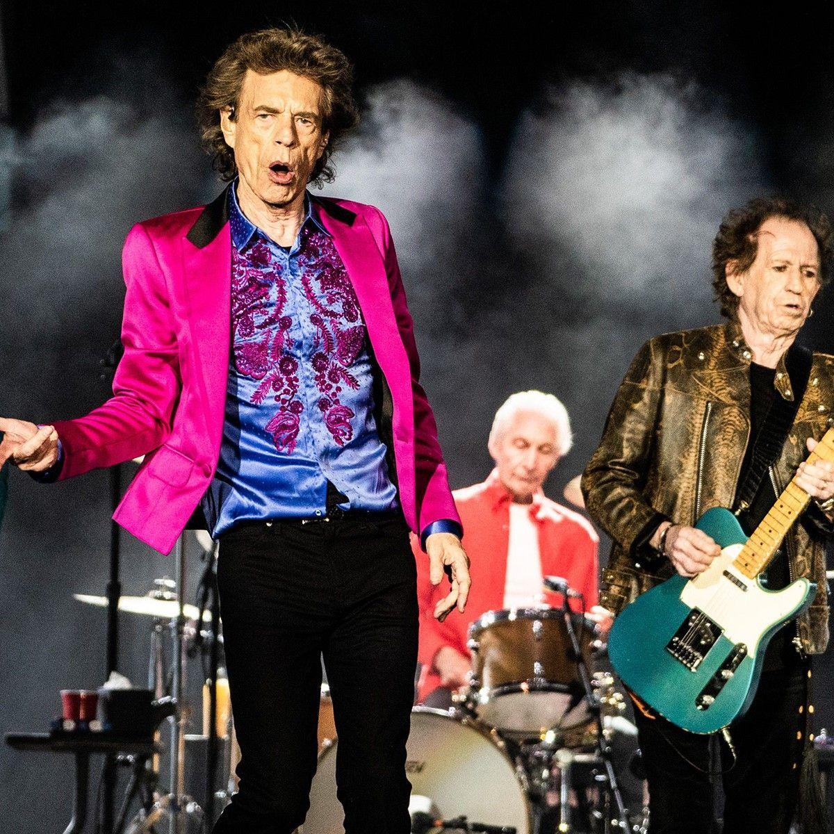 Rolling Stones CELEBRATION The Band